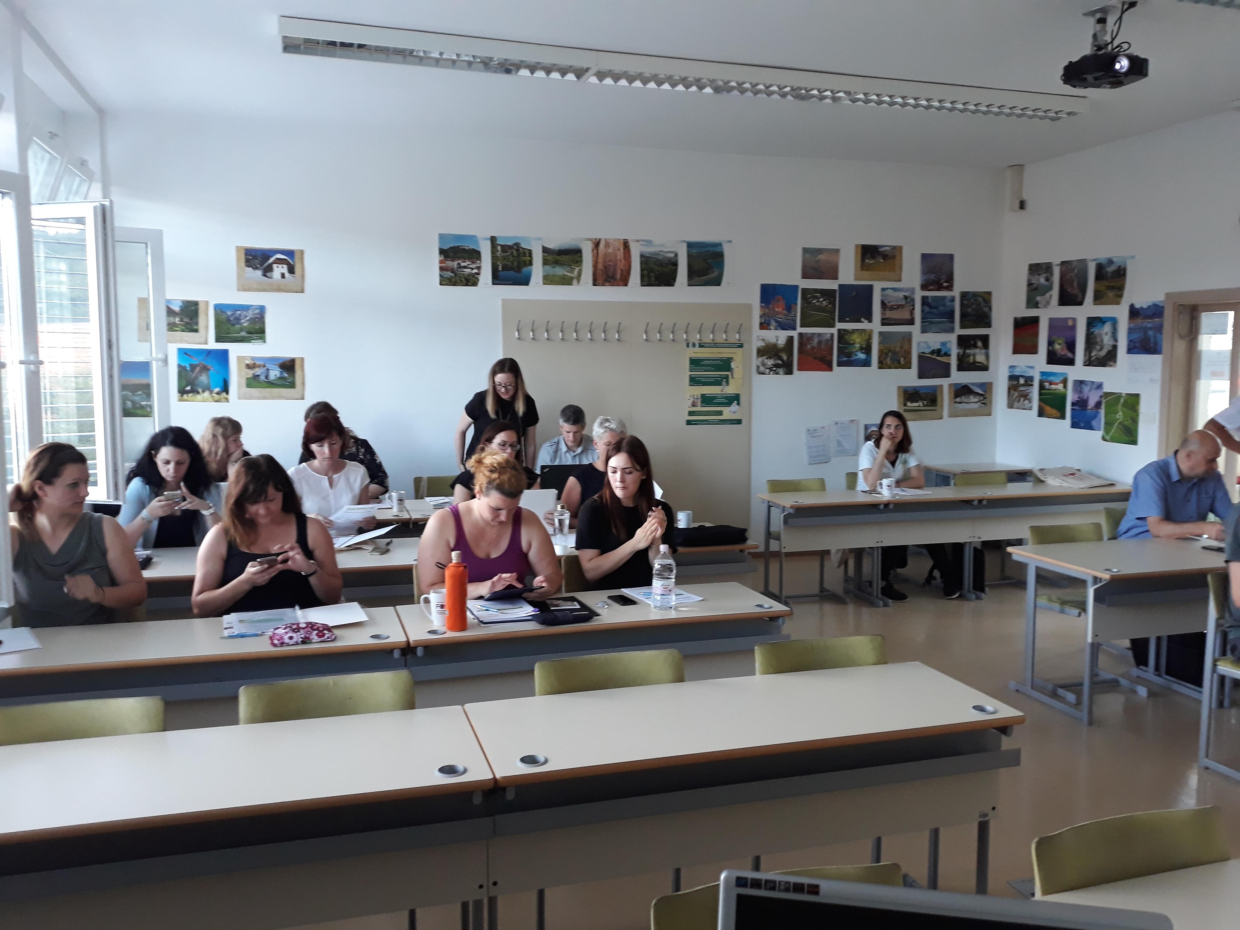 Poletna šola 2018